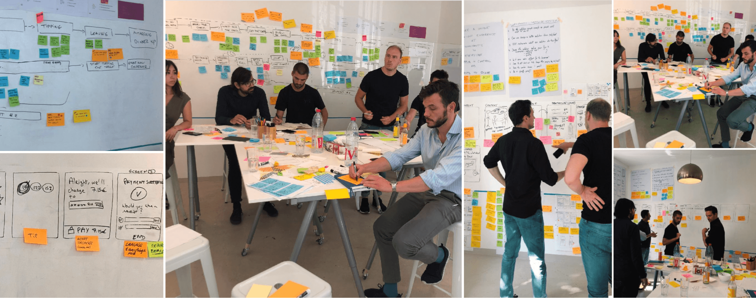 Quandoo design sprint